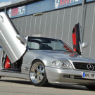Tuning Mercedes SL