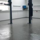 Die neue Werkstatt…